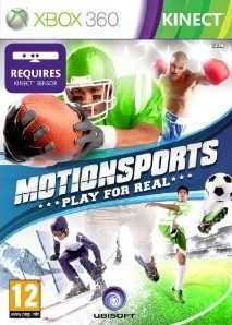 Motion Sports: Play For Real Kinect PL (Xbox 360)